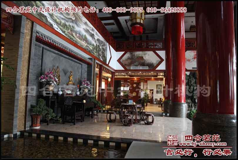 仙游协立古典家具中式展厅装修设计