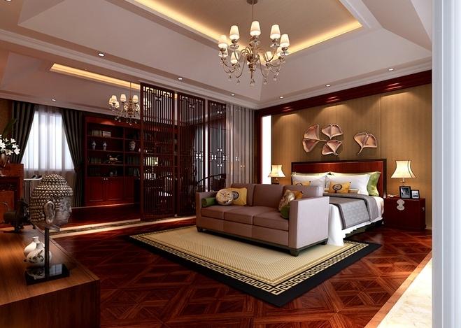 专业中式别墅装修设计思路