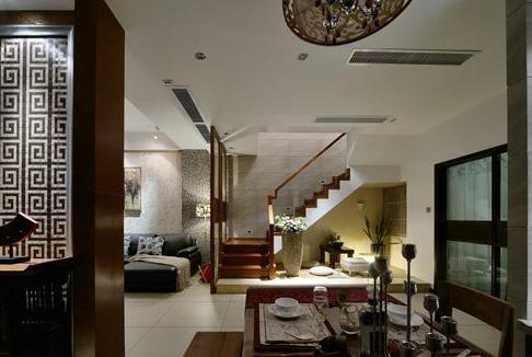 中式别墅设计装修装饰
