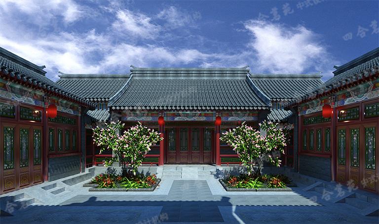 中式家装设计_中式家居设计_中式设计装修_中式家装