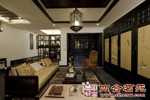 中式家装设计 中式家居设计 中式设计装修 中式家装效果图图片