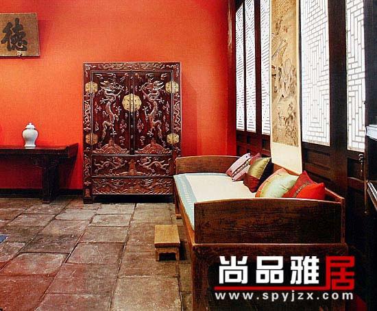 中式古典风格的室内中式装修设计