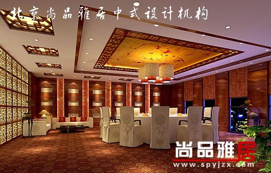 简约中式风格的星级酒店设计体现中式装修的精髓-简约中式的客厅 家