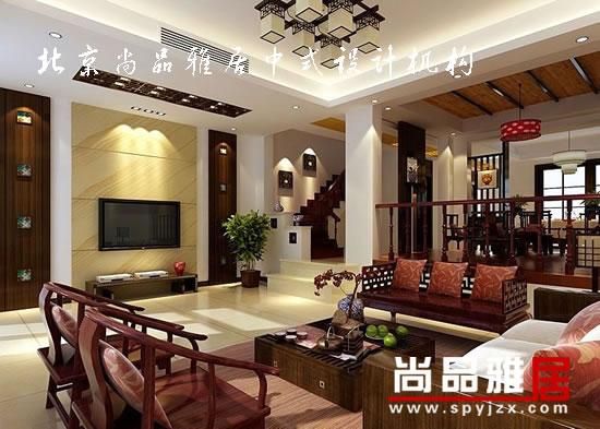 时尚现代的 中国风 打造完美家庭装修,别墅装修,中式茶楼设