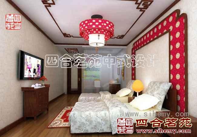 中式酒店装修设计