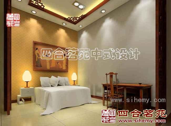 现代中式酒店装修