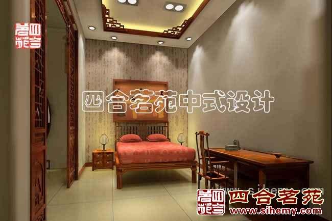 古典中式酒店装修