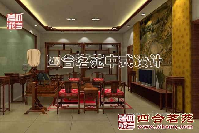 星级酒店中式装修