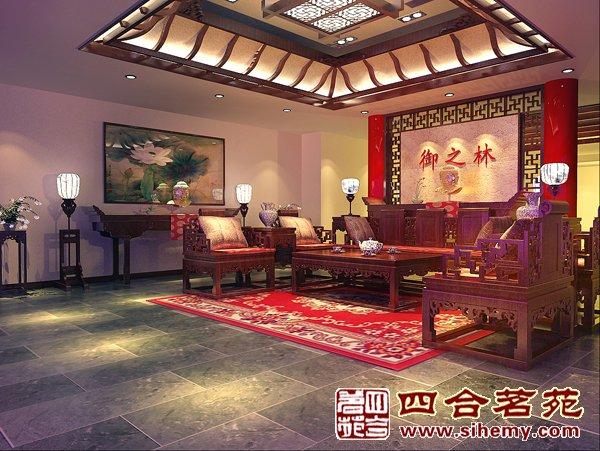 餐厅   上一篇:福建莆田仙游文华阁古典家具红木展厅