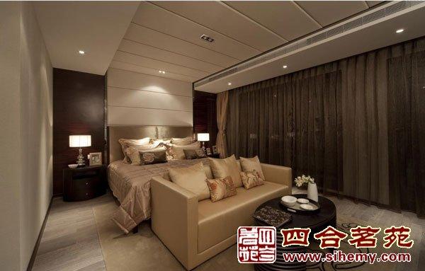 中式传统风格卧室设计