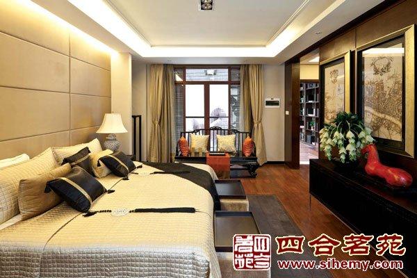 中式风格新房装修案例