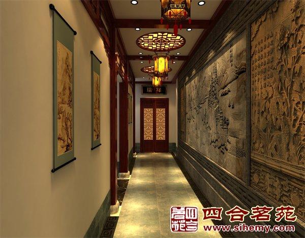 北京装修设计  固守传统弘扬国学,国医馆是一家专业从事中医养生推拿